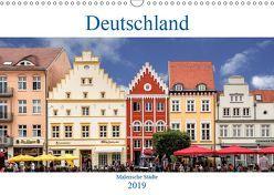 Deutschland – Malerische Städte (Wandkalender 2019 DIN A3 quer)