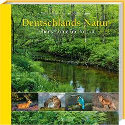 Deutschlands Natur von Böckermann,  Tobias, Rolfes,  Willi