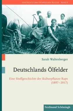 Deutschlands Ölfelder von Waltenberger,  Sarah