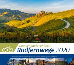 Deutschlands schönste Radfernwege 2020