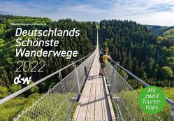 Deutschlands schönste Wanderwege 2022 von Das Wandermagazin