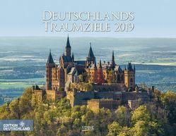 Deutschlands Traumziele 2019 von Korsch Verlag