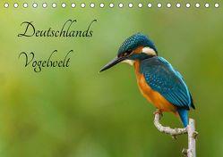 Deutschlands Vogelwelt (Tischkalender 2019 DIN A5 quer) von Honold,  Alexander