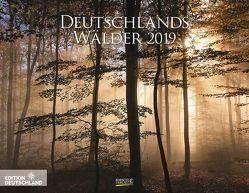 Deutschlands Wälder 2019 von Korsch Verlag