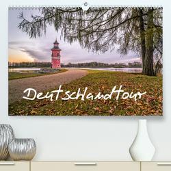 Deutschlandtour (Premium, hochwertiger DIN A2 Wandkalender 2021, Kunstdruck in Hochglanz) von HeschFoto
