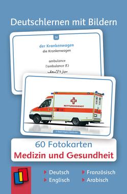 Deutschlernen mit Bildern – Medizin und Gesundheit von Verlag an der Ruhr,  Redaktionsteam