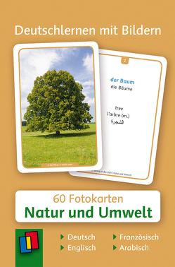 Deutschlernen mit Bildern – Natur und Umwelt von Verlag an der Ruhr,  Redaktionsteam