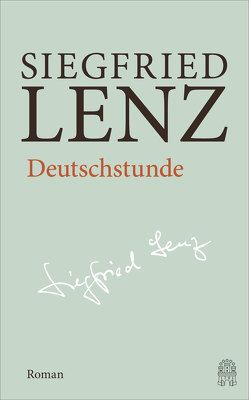 Deutschstunde von Berg,  Günter, Detering,  Heinrich, Lenz,  Siegfried