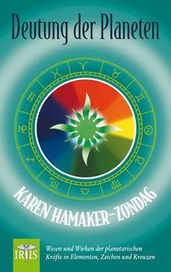 Deutung der Planeten von Hamaker-Zondag,  Karen