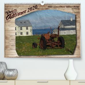 Deutz-Oldtimer (Premium, hochwertiger DIN A2 Wandkalender 2020, Kunstdruck in Hochglanz) von Deutzkalender