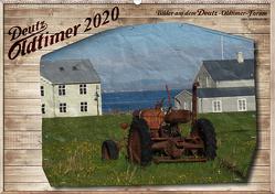 Deutz-Oldtimer (Wandkalender 2020 DIN A2 quer) von Deutzkalender