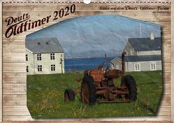 Deutz-Oldtimer (Wandkalender 2020 DIN A3 quer) von Deutzkalender