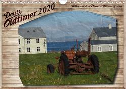 Deutz-Oldtimer (Wandkalender 2020 DIN A4 quer) von Deutzkalender