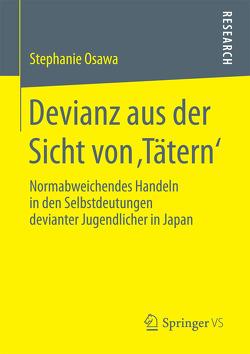 Devianz aus der Sicht von 'Tätern' von Osawa,  Stephanie