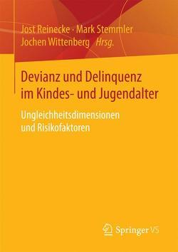 Devianz und Delinquenz im Kindes- und Jugendalter von Reinecke,  Jost, Stemmler,  Mark, Wittenberg,  Jochen