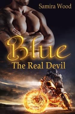 Devil Agents M.C. / Blue – The Real Devil von Jipp,  Alina, Wood,  Samira