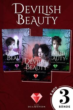 Devilish Beauty: Sammelband der höllisch-knisternden Fantasy-Reihe Band 1-3 von Pust,  Justine