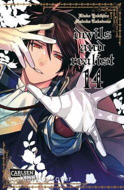 Devils and Realist 14 von Takadono,  Madoka, Yukihiro,  Utako