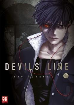 Devils' Line 01 von Hanada,  Ryo, Keller,  Yuko