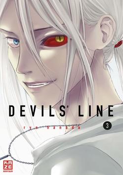 Devils' Line 03 von Hanada,  Ryo, Keller,  Yuko