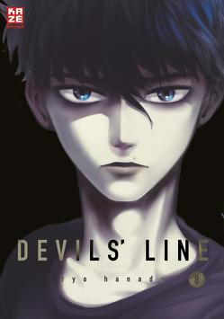 Devils' Line – Band 8 von Hanada,  Ryo, Keller,  Yuko