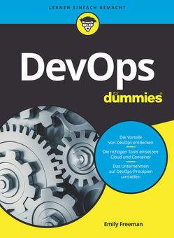 DevOps für Dummies von Freeman,  Emily, Kommer,  Isolde