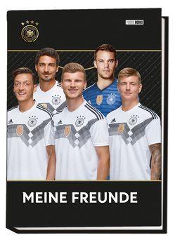 DFB Freundebuch: Meine Freunde von Hoffart,  Nicole, Rauch,  Eva-Regine
