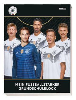 DFB Grundschulblock: Mein fußballstarker Grundschulblock von Hoffart,  Nicole, Rauch,  Eva-Regine