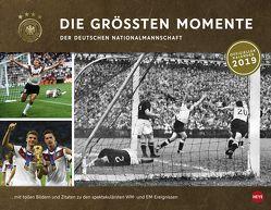 DFB historisch Posterkalender – Kalender 2019 von Heye