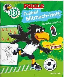 DFB PAULE Fußball Mitmach-Heft Fair Play von Fleßner,  Hannah, Hennig,  Dirk