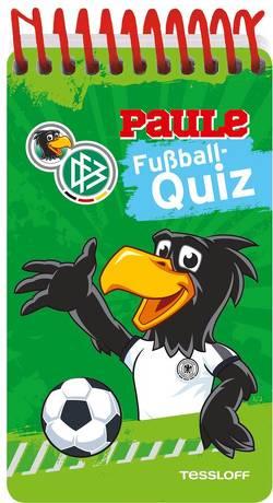 DFB PAULE Fußball-Quizblock mit 50 spannenden Fragen von Fleßner,  Hannah
