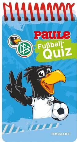 DFB PAULE Fußball-Quizblock mit 50 spannenden Fragen von Wenzel,  Ida
