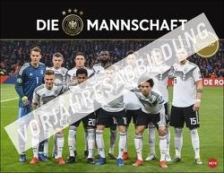 DFB Posterkalender 2022 von Heye
