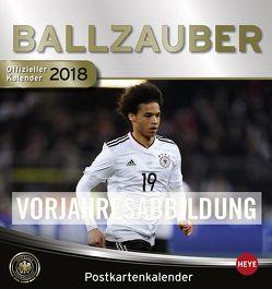 DFB Sammelkartenkalender – Kalender 2019 von Heye