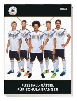 DFB Schulstartblock: Fußball-Rätsel für Schulanfänger von Hoffart,  Nicole, Rauch,  Eva-Regine