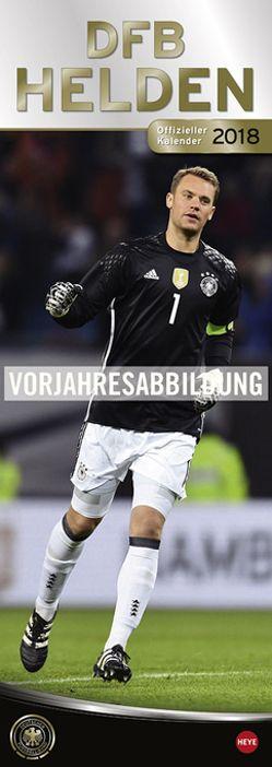 DFB Vertical – Kalender 2019 von Heye