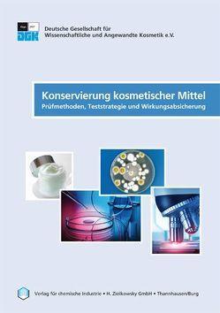DGK-Konservierung kosmetischer Mittel