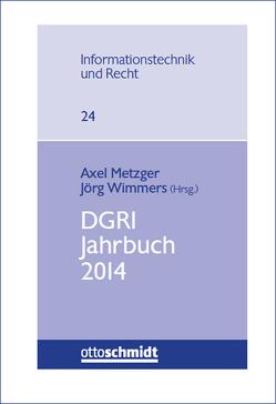 DGRI Jahrbuch 2014 von Metzger,  Axel, Wimmers,  Jörg