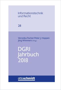 DGRI Jahrbuch 2018 von Fischer,  Veronika, Hoppen,  Peter, Wimmers,  Jörg