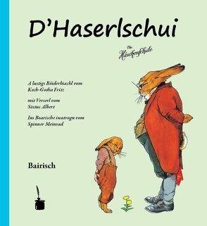 D'Haserlschui von Koch-Gotha,  Fritz, Sixtus,  Albert, Spinner,  Meinrad