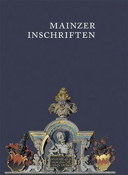DI, Paket Inschriftenführer Mainzer Dom Band 1 bis 4 inkl. Schuber von Kern,  Susanne