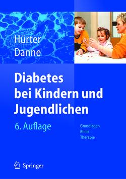 Diabetes bei Kindern und Jugendlichen von Danne,  Thomas, Hürter,  Peter, Lange,  Karin