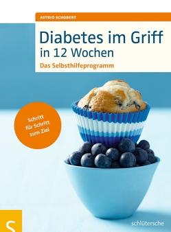 Diabetes im Griff in 12 Wochen von Schobert,  Astrid