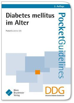 Diabetes mellitus im Alter von Kellerer,  M., Siegel,  E.