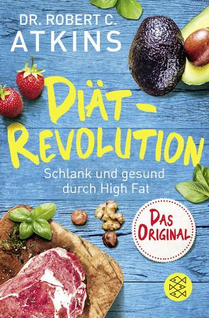 Diät-Revolution von Atkins,  Robert C., Krausskopf,  Karin S.