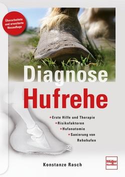 Diagnose Hufrehe von Rasch,  Konstanze