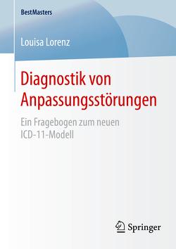 Diagnostik von Anpassungsstörungen von Lorenz,  Louisa