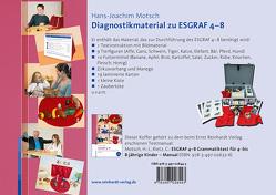 Diagnostikmaterial zu ESGRAF 4-8 von Motsch,  Hans-Joachim