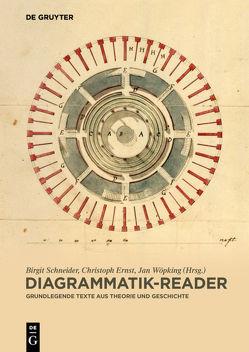 Diagrammatik-Reader von Ernst,  Christoph, Schneider,  Birgit, Wöpking,  Jan