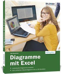 Diagramme mit Excel 2016 von Baumeister,  Inge
